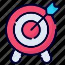aim, target, focus, goal, success, business, finance