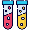 test tube, science, laboratory, chemistry, research, education