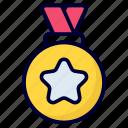 medal, award, winner, prize, achievement, reward, success