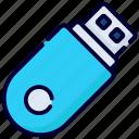 usb, flash drive, storage, disk, data, business