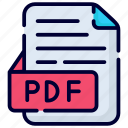 pdf, file, format, extension, document, data, file type