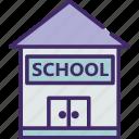 college, pupils, school, study, teacher