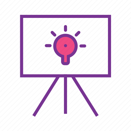 board, class room, education, elearning, idea, teaching icon