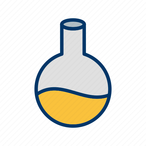 chemical, chemistry, equipment, experiment, flask, laboratory, test icon