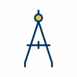 compass, direction, mathematics, navigate, navigation, north icon