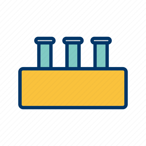 chemical, chemistry, conical, flask, laboratory icon