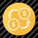 convert, currency exchange, dollar, financial, money, money transfer, transaction