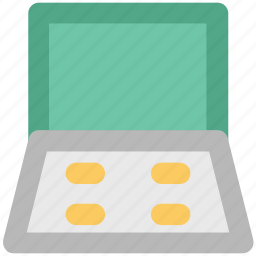 computer, laptop, laptop pc, mac, notebook icon