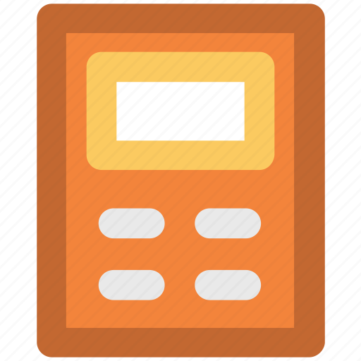 adding machine, calc, calculating machine, calculation, calculator, mathematics icon