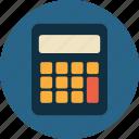 calc, calculating, calculator, communication, device, hardware, laptop icon