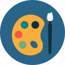 chart, color, drawing, dropper, graphic, pen, picker icon