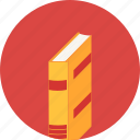 address, book, bookmark, knowledge, notebook, read icon