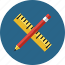 compass, drawing, map, navigate, pointer, print icon