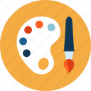 business, color, drawing, dropper, finance, graphic, picker icon