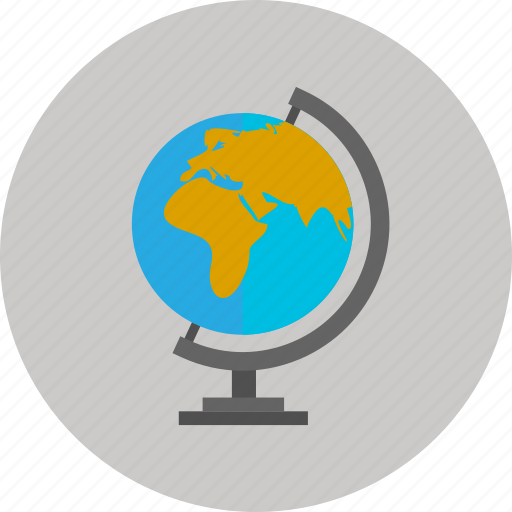 direction, earth, flag, map, place, pointer, world icon