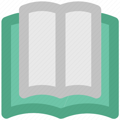 book, encyclopedia, guide, literature, open book, schoolbook, wikipedia icon