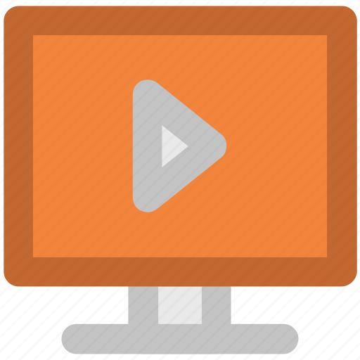 media, media player, multimedia, play movie, play sign, screen, video player icon
