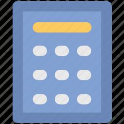 adding machine, calc, calculating machine, calculation, calculator, mathematics icon