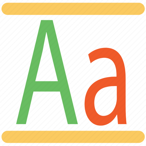abc, abc letters, alphabets, learning, letters, preschool, school icon