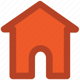 building, home, house, hut, shack, villa icon
