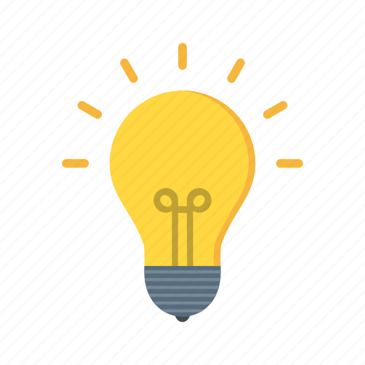 Bulb, idea, light bulb icon - Download on Iconfinder
