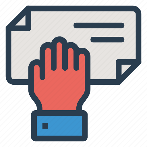 document, extension, file, folder, format, hand, paper icon