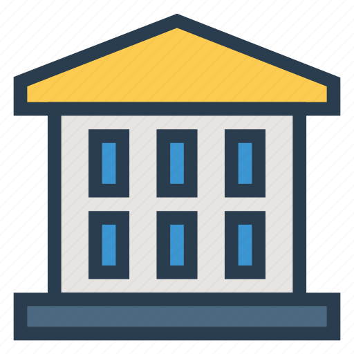 building, classroom, college, education, learning, school, study icon