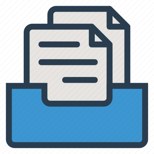 box, email, inbox, letter, mail, mailbox, message icon