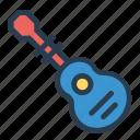 guitar, guitarist, instrument, music, play, rock, sound icon