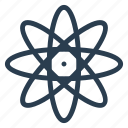 atom, atomic, cell, chemistry, molecule, physics, science icon