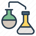 chemistry, laboratory, research, science, sciencelab, test, tube icon