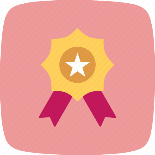 Award, badge, ribbon icon - Download on Iconfinder