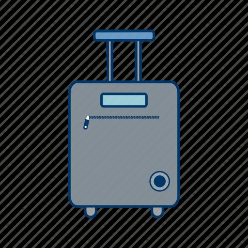 bag, briefcase, luggage, school bag icon