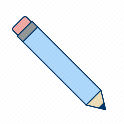 edit, education, learning, pencil icon