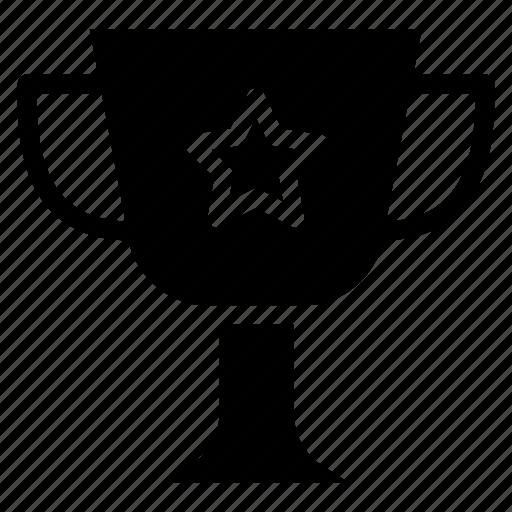 achievement, award, education, prize, study, trophy icon