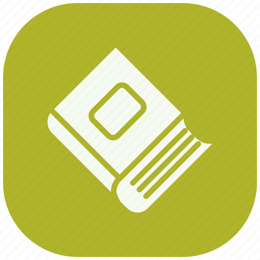 book, education, knowledge, learning, library, notebook, read icon