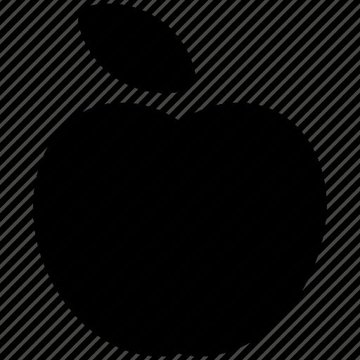 apple, diet, food, fruit, healthy diet, healthy food icon
