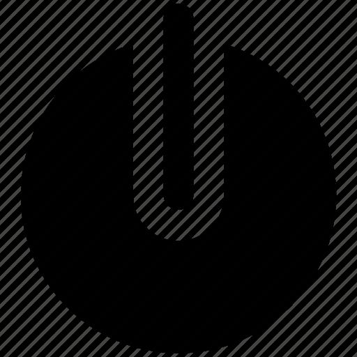 off button, on button, on off, power button, shutdown, standby, standstill icon