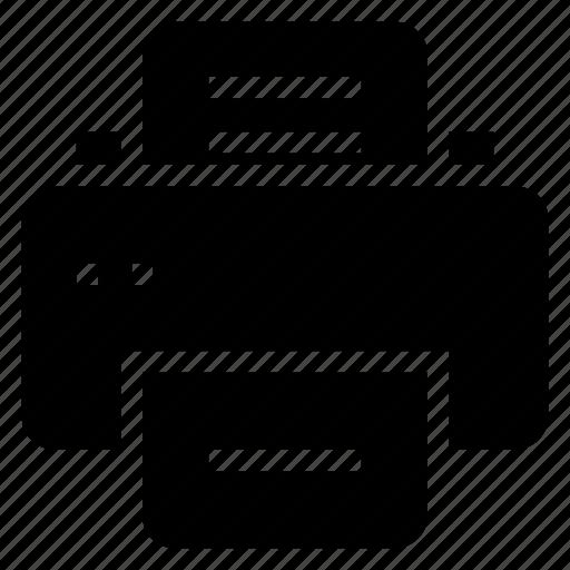 cmyk, copier, officeprinter, paper, printer, printerpaper, printing icon