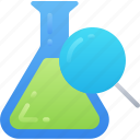 education, research, science, search, teaching, tubes, viles icon
