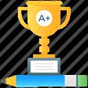 achievement, prize, success, triumph, trophy, winning cup icon
