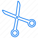 cutter, paper, scissor icon