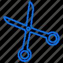 cutter, paper, scissor icon
