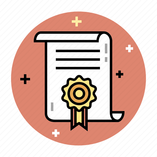 Achievement, award, certificate, diploma, education, graduate, graduation icon - Download on Iconfinder