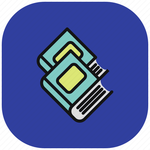 books, chemistry, education, knowledge, laboratory, reading, science icon