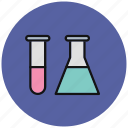 chemical, chemistry, chemistry set, science, set, test, tube icon