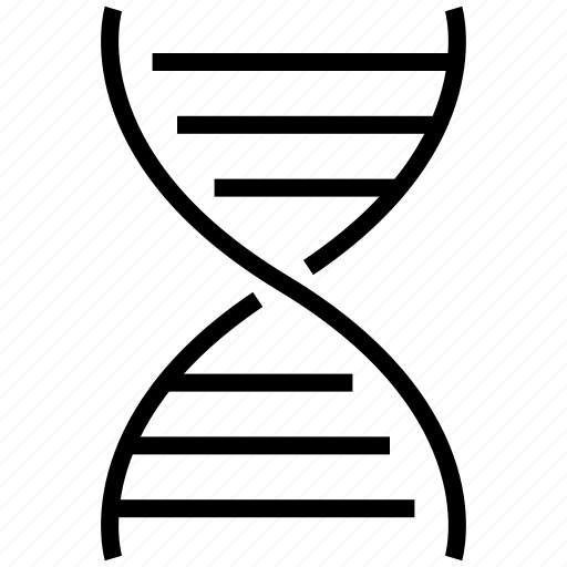 biology, chemistry, dna, dna stand, education, laboratory, science icon