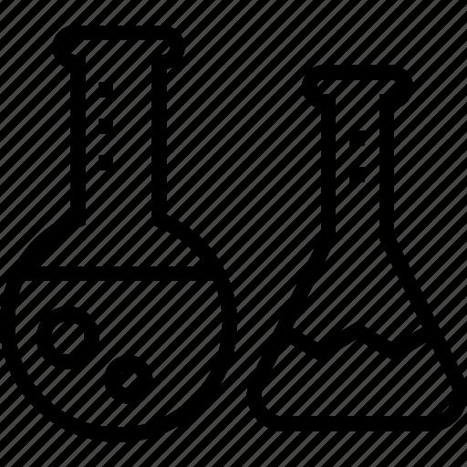 chemistry, chemistry laboratory, lab, laboratory, research, science icon