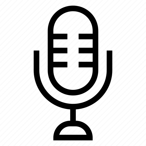 Audio, mic, microphone, mike, music, sound, speaker icon - Download on Iconfinder
