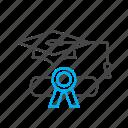 cap, education, fashion, graduation